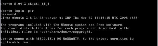 Ubuntu 10.04 LTS : installation rapide et facile d'un serveur web